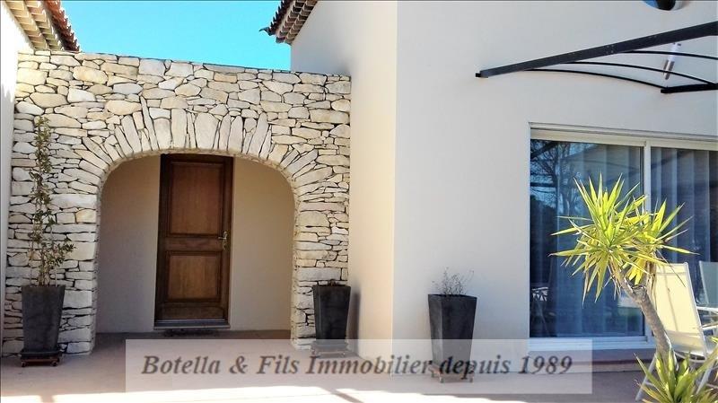 Vente maison / villa Bagnols sur ceze 525000€ - Photo 5