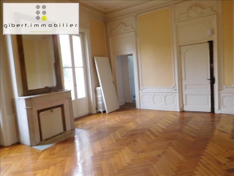 Rental apartment Le puy en velay 736,79€ CC - Picture 5