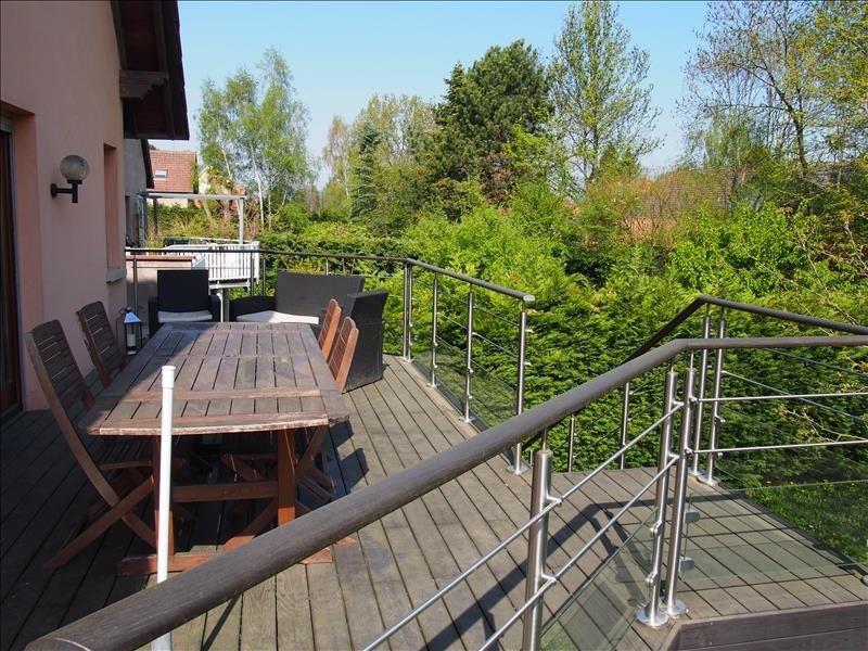 Vendita casa Eckwersheim 340000€ - Fotografia 3
