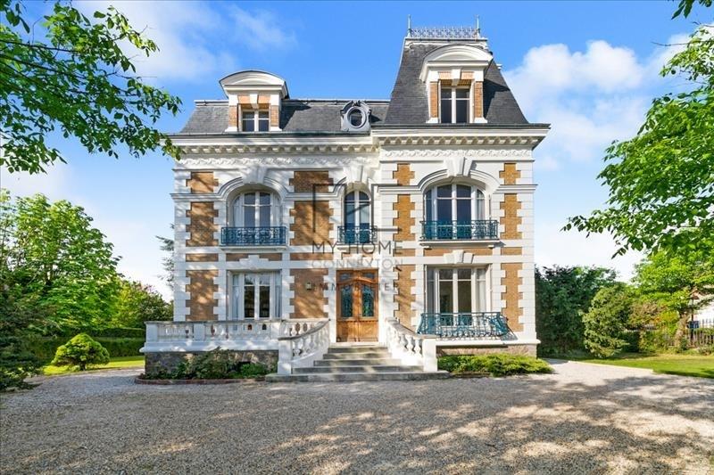Immobile residenziali di prestigio casa Enghien les bains 1842000€ - Fotografia 3