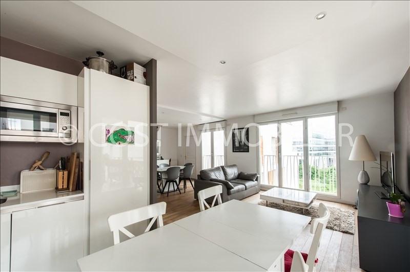 Verkoop  appartement Asnieres sur seine 495000€ - Foto 8