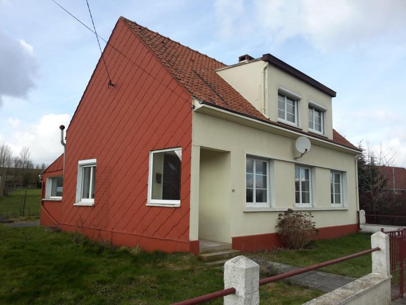 Rental house / villa Coyecques 550€ CC - Picture 1