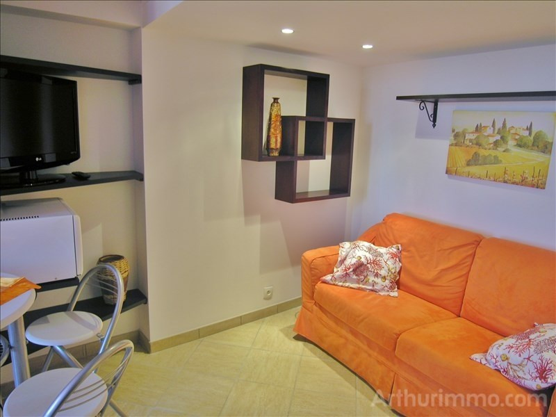 Rental apartment Antibes 650€ CC - Picture 4