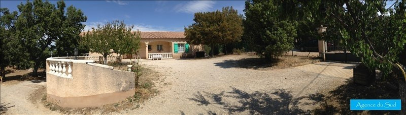 Vente maison / villa Plan d aups 526 000€ - Photo 4