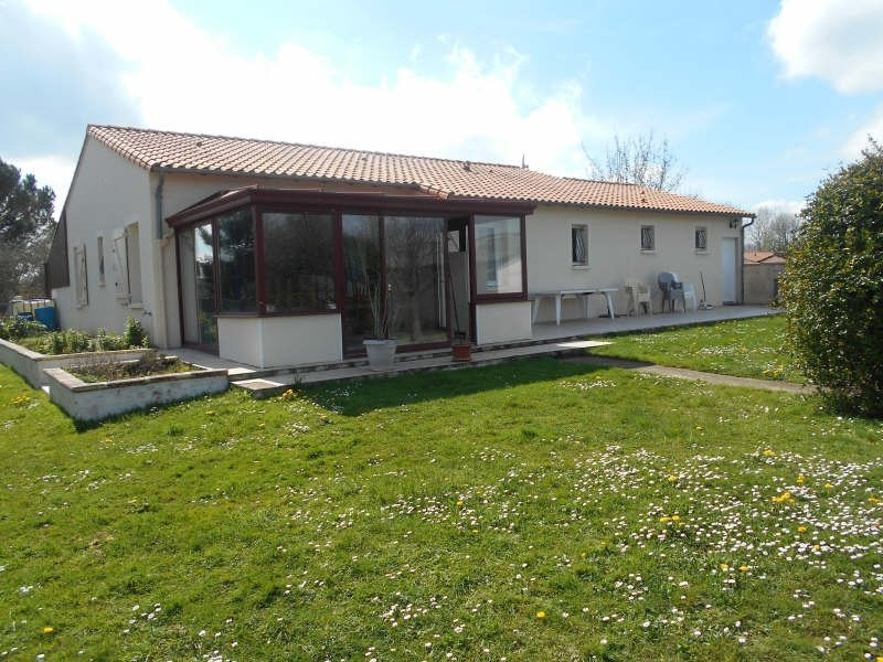Vente maison / villa Coulon 252000€ - Photo 10