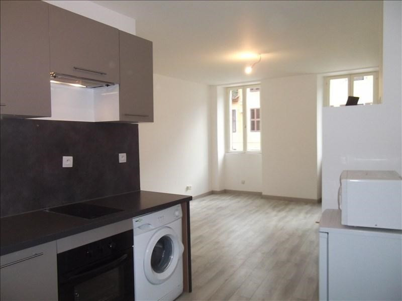 Location appartement Yenne centre 350€ CC - Photo 1