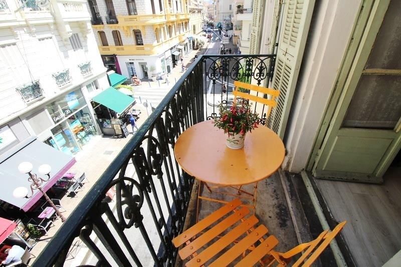 Affitto appartamento Nice 750€ CC - Fotografia 1