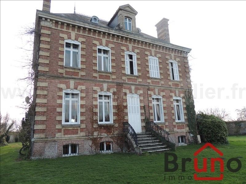Revenda residencial de prestígio casa Ponthoile 660000€ - Fotografia 2