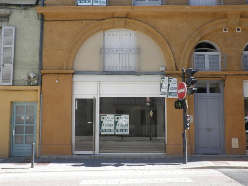 Location boutique Tarare 1000€ CC - Photo 4