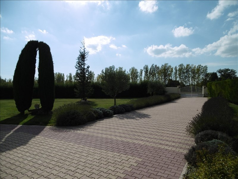 Vente de prestige maison / villa L isle sur la sorgue 577000€ - Photo 6