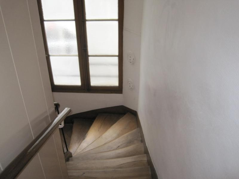 Vente de prestige appartement Paris 1er 525000€ - Photo 8