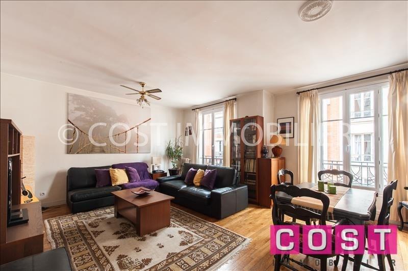 Revenda apartamento Asnieres sur seine 515000€ - Fotografia 1