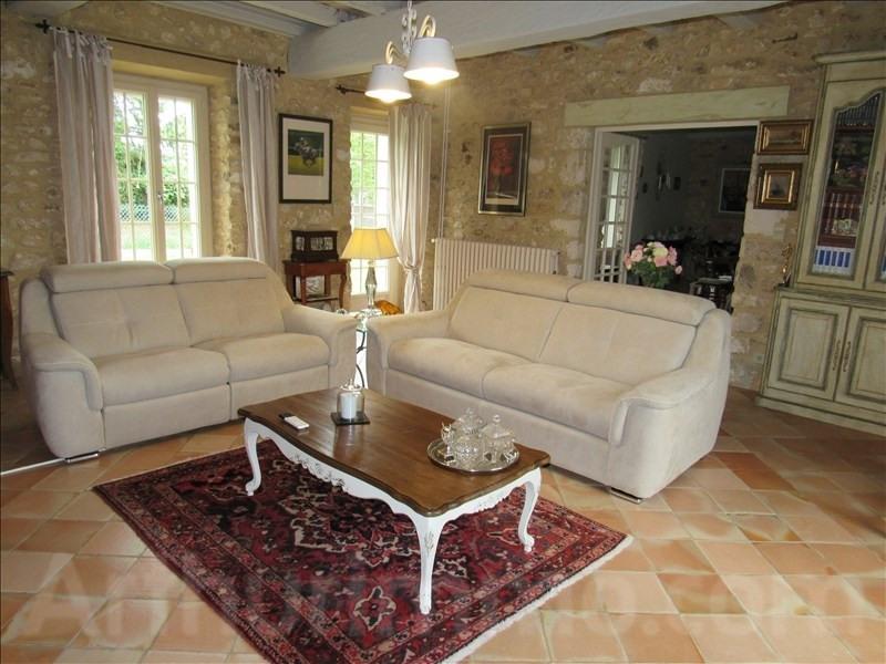 Sale house / villa St sauveur 495000€ - Picture 5