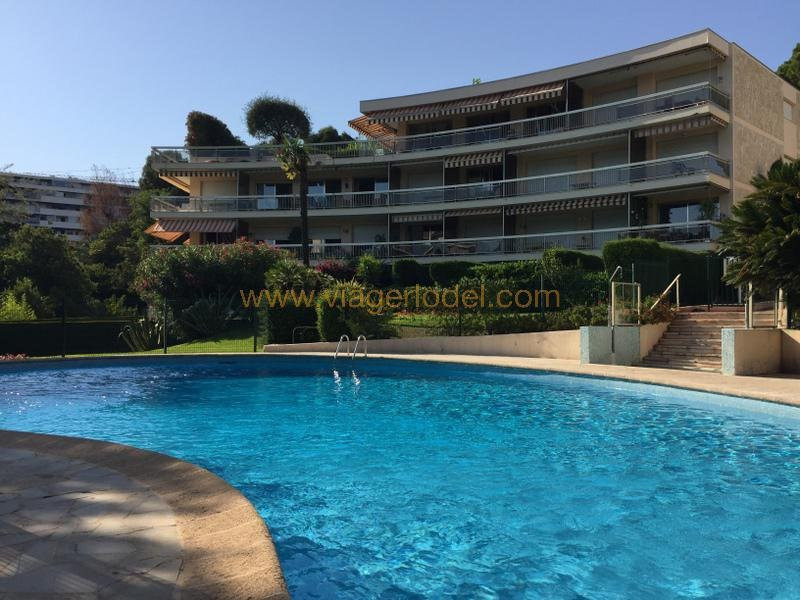 Viager appartement Cannes 255 000€ - Photo 1