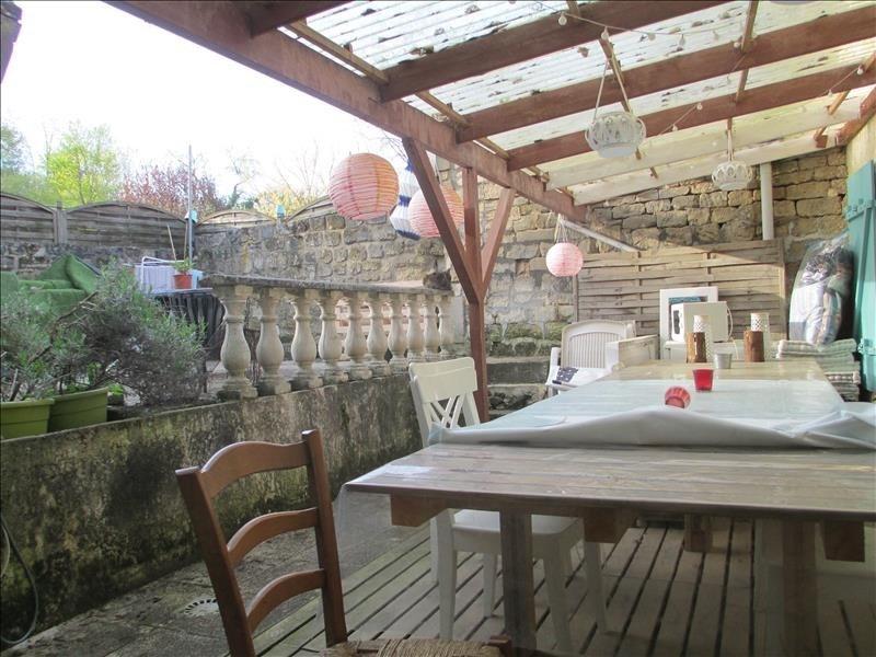 Vente maison / villa Cires les mello 210000€ - Photo 3