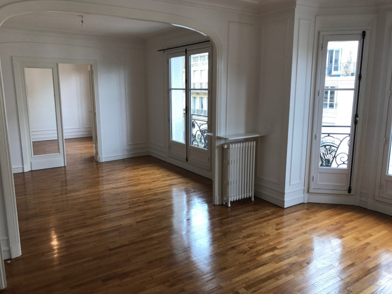 Rental apartment Paris 17ème 3 580€ CC - Picture 1