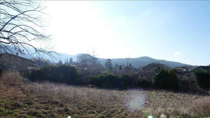 Vente terrain Malaucene 133000€ - Photo 1