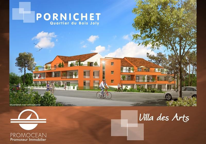New home sale program Pornichet  - Picture 1