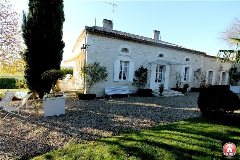 Vente de prestige maison / villa Pomport 487000€ - Photo 1