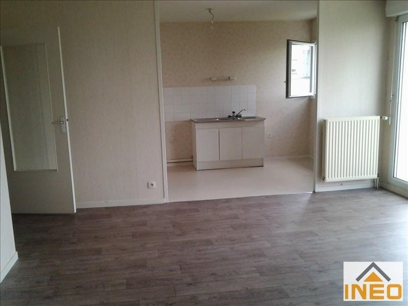 Vente appartement Rennes 156500€ - Photo 2