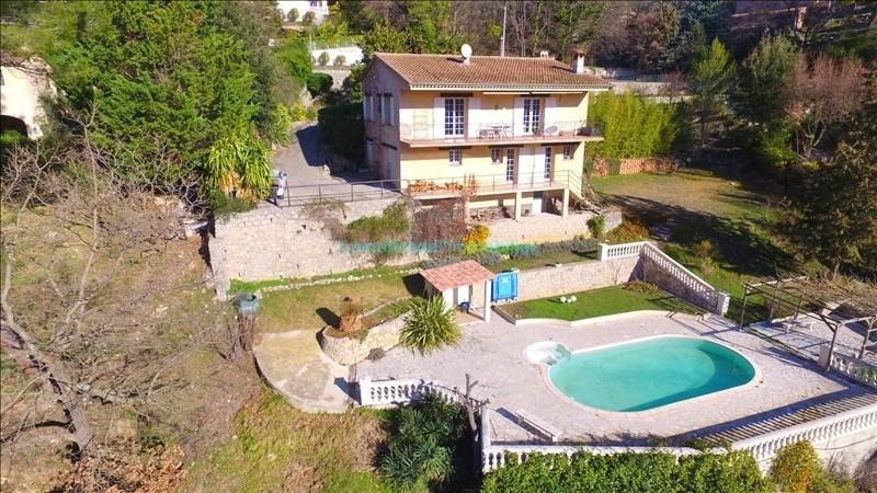 Vente maison / villa Le tignet 449000€ - Photo 2