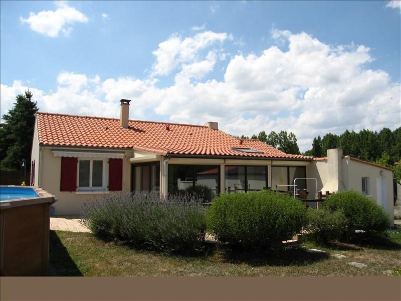 Vente maison / villa Montbert 285420€ - Photo 1