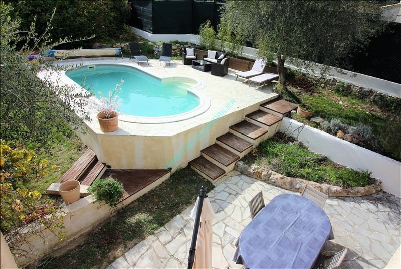 Vente maison / villa Le tignet 344 000€ - Photo 2
