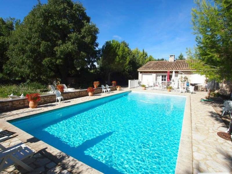 Vente de prestige maison / villa Goudargues 632000€ - Photo 4