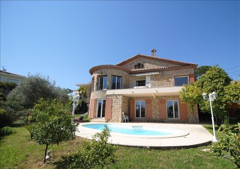 Sale house / villa Mandelieu-la-napoule 1090000€ - Picture 1