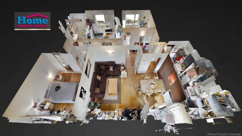 Sale apartment Suresnes 556000€ - Picture 7
