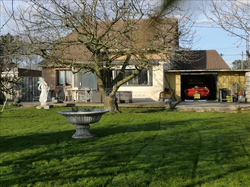 Vente maison / villa Ostricourt 229 000€ - Photo 1