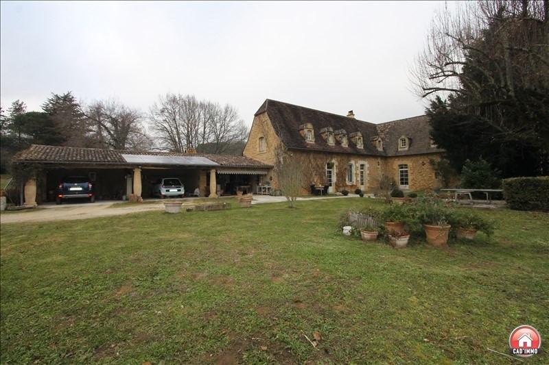 Deluxe sale house / villa Sarlat la caneda 1060000€ - Picture 1