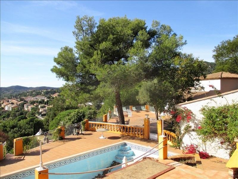 Vente de prestige maison / villa Bormes les mimosas 820000€ - Photo 1