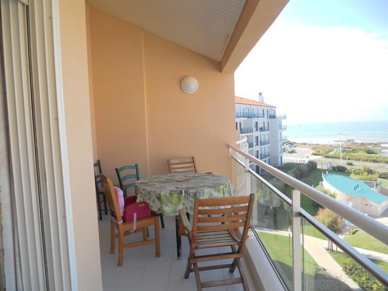 Vente de prestige appartement Les sables d olonne 465750€ - Photo 3