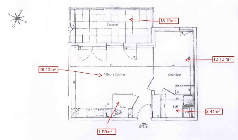 Rental apartment Chateauneuf le rouge 746€ CC - Picture 5