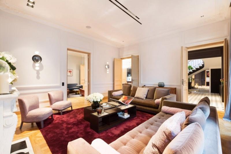 Revenda residencial de prestígio casa Paris 8ème 10800000€ - Fotografia 8