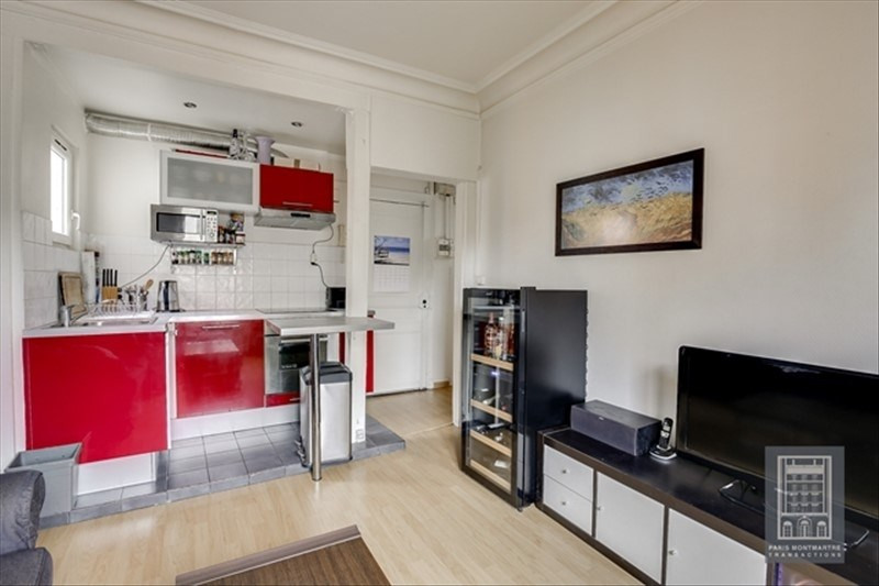 Sale apartment Paris 19ème 299 000€ - Picture 2