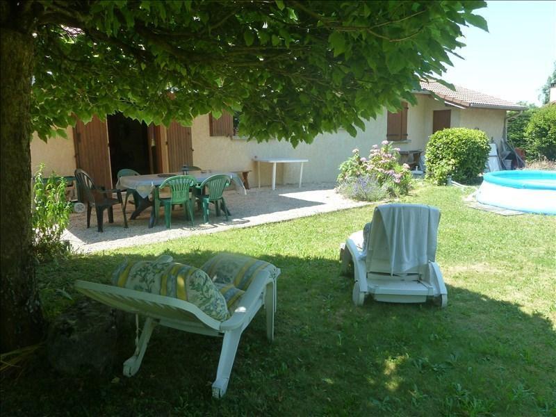 Sale house / villa St pierre de cherennes 267000€ - Picture 7