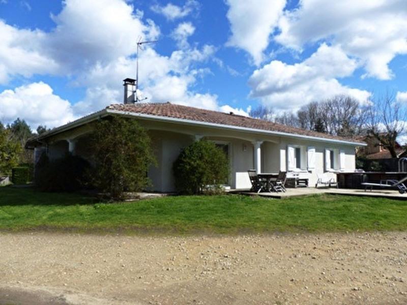 Maison contemporaine Campet-et-Lamolère