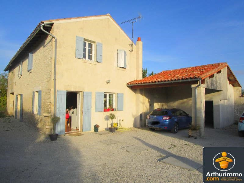 Rental house / villa St pierre de juillers 568€ CC - Picture 1