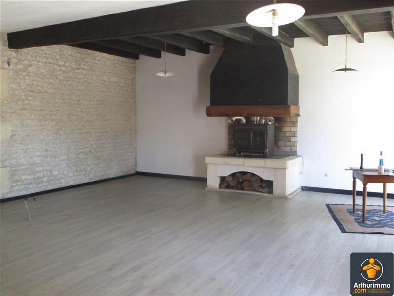 Vente maison / villa Matha 108500€ - Photo 9