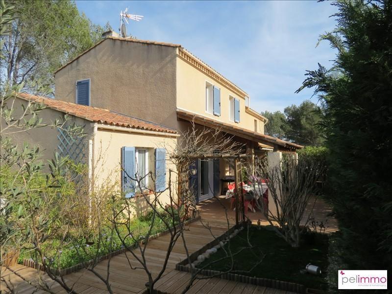 Vente maison / villa Lambesc 385000€ - Photo 6