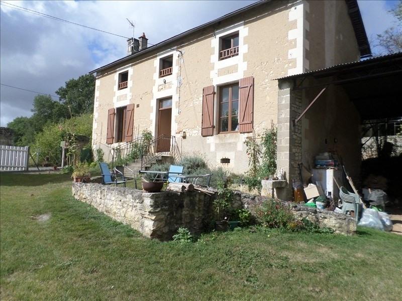 Location maison / villa Chauvigny 600€ CC - Photo 1