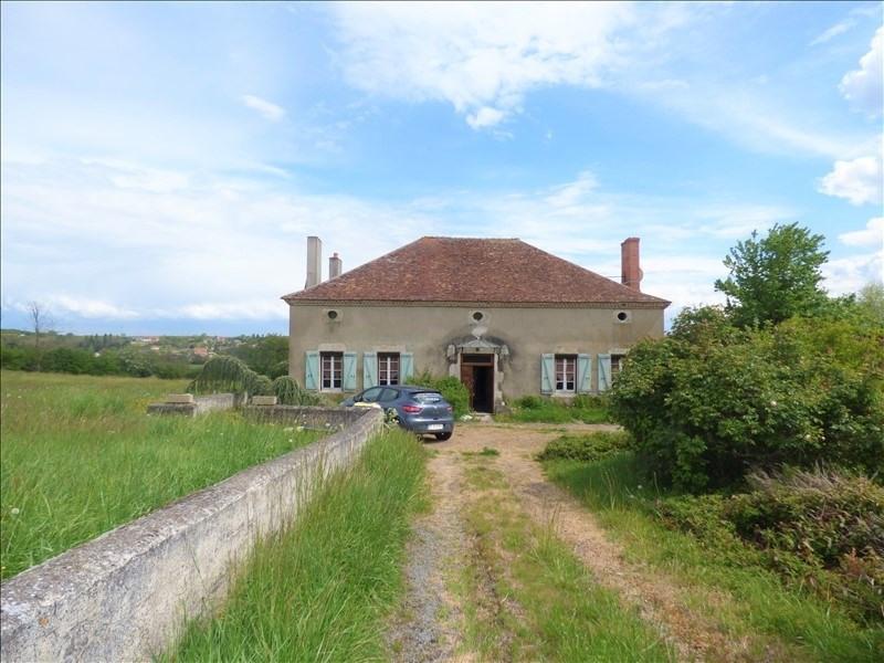 Vente maison / villa St didier la foret 283000€ - Photo 1