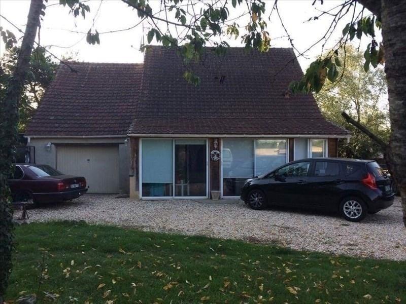 Sale house / villa Conches en ouche 137500€ - Picture 2