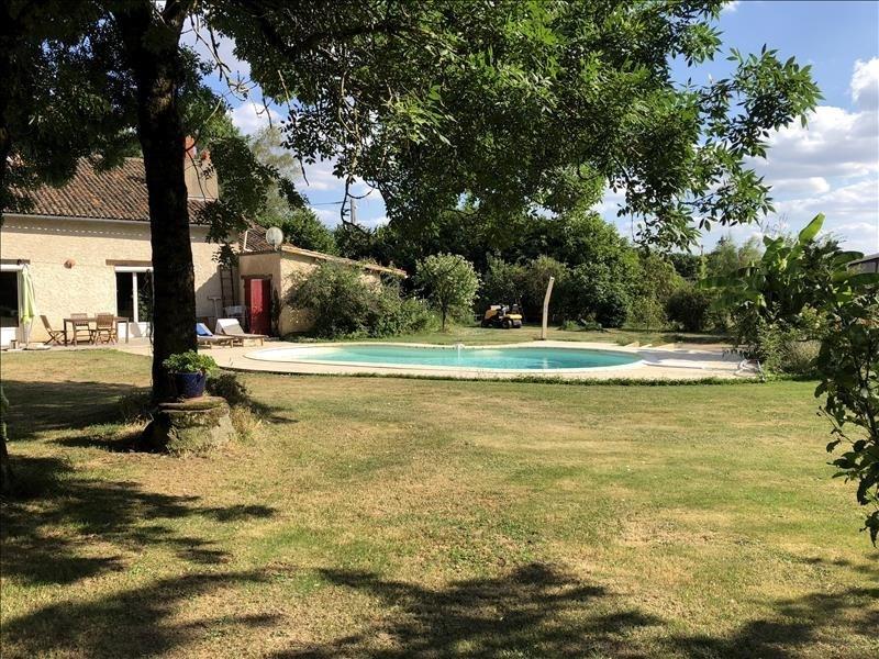Vente maison / villa Vivonne 249000€ -  2