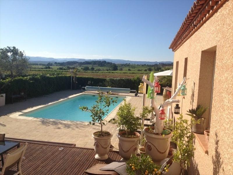 Sale house / villa Corneilhan 409000€ - Picture 1