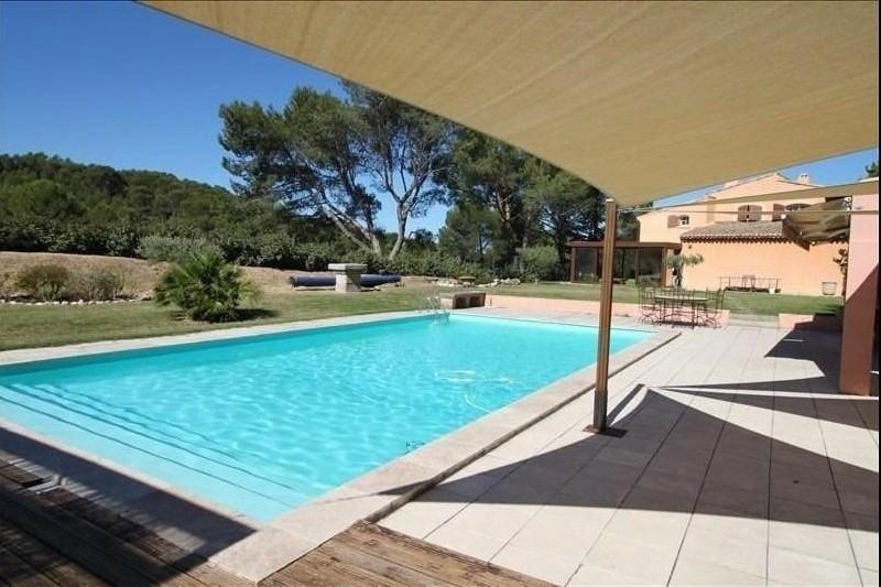 Deluxe sale house / villa Ventabren 875000€ - Picture 3