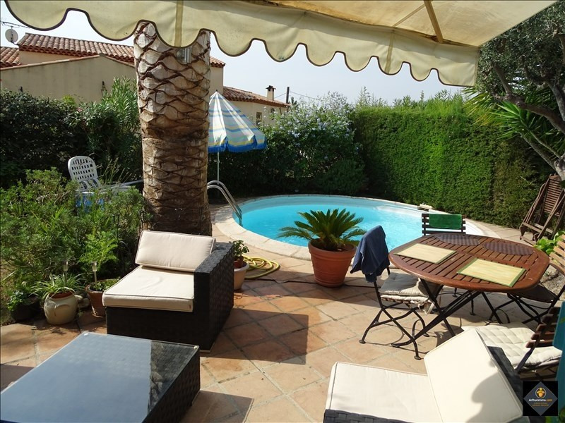 Deluxe sale house / villa Nice 635000€ - Picture 4