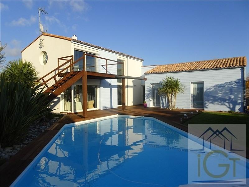 Vente de prestige maison / villa Chatelaillon plage 735000€ - Photo 1